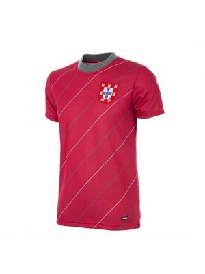 Portugal 1984 Retro Football Shirt