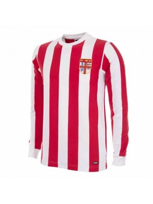Stoke City FC 1983 - 85 Away Retro Football Shirt