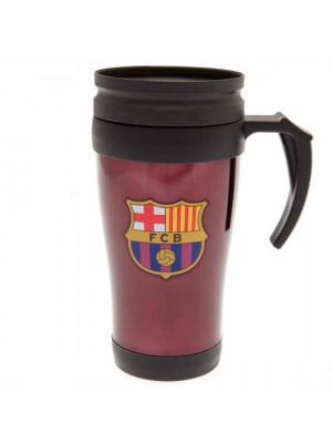 FC Barcelona Handled Travel Mug CL