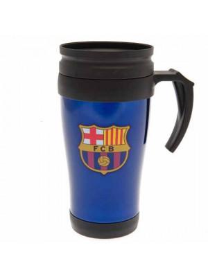 FC Barcelona Handled Travel Mug BL