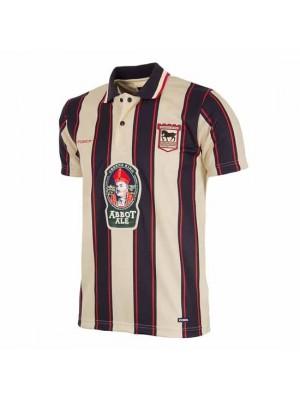 Ipswich Town FC Away 1997 - 98 Retro Football Shirt