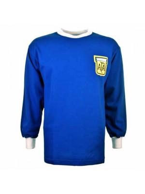 Argentina 1982 World Cup Away Retro Football Shirt