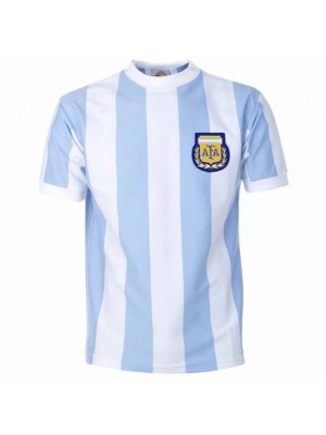 Argentina 1986 World Cup Retro Football Shirt
