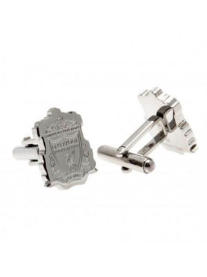 Liverpool FC Stainless Steel Cufflinks CR