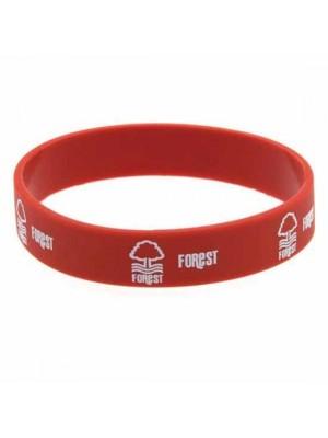 Nottingham Forest FC Silicone Wristband