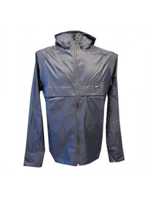 hooded storm jacket - mens