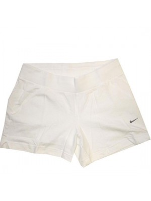 swift shorts - womens - white