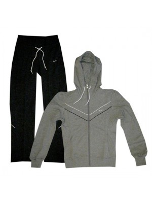 hooded training suit - womens