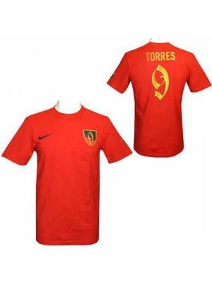 Atletico Madrid FC Torres Nike Hero T Shirt Mens XL