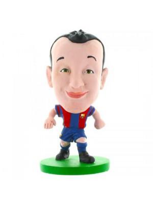 FC Barcelona Barca Toon SoccerStarz Iniesta