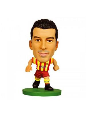 FC Barcelona SoccerStarz Pedro Away
