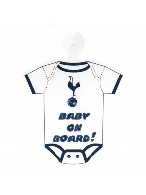 Tottenham Hotspur FC Baby On Board Sign