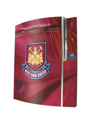 West Ham United FC PS3 Console Skin