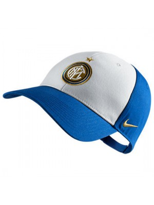 Inter soccer cap 2011/12 - blue - white