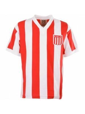 Estudiantes Retro Football Shirt