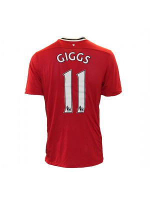 Manchester United 11/12 home jersey - Giggs 11
