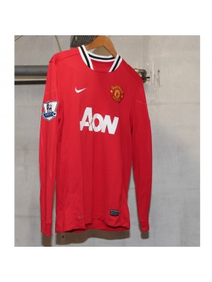 Man United home jersey Long Sleeves