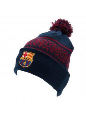 FC Barcelona Ski Hat