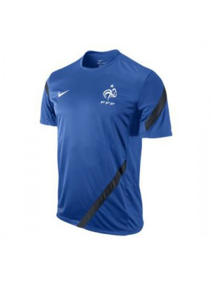 France training top EURO 2012 blue