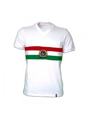 Copa Hungary Away 1950's Short Sleeve Retro Shirt