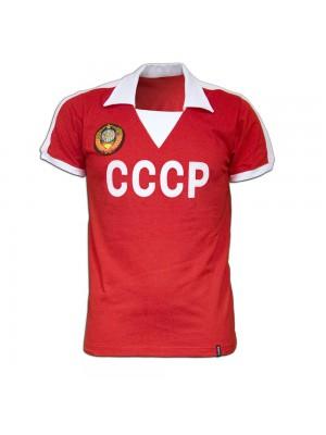 Copa CCCP 1980's Short Sleeve Retro Shirt
