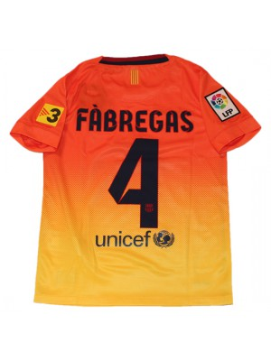 Barcelona away jersey 2012/13 - Fab 4