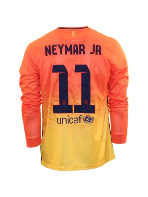 Barcelona away jersey L/S 2012/13 - Neymar 11