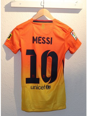 FC Barcelona away jersey 2012/13 - women's - Messi 10
