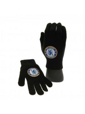 Chelsea FC Knitted Gloves Junior