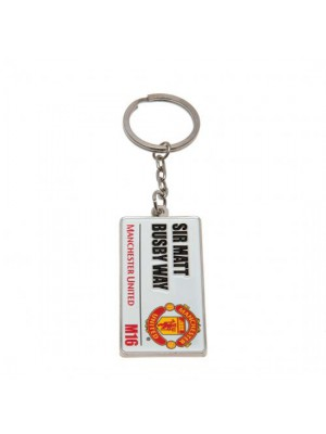 Manchester United FC Keyring SS