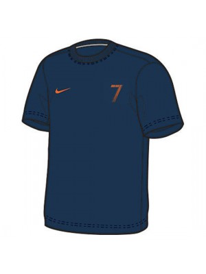 Portugal tee Cristiano Ronaldo 7 - navy - youth