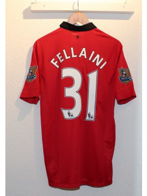 Manchester United home jersey 2013/14 - Fellaini 31