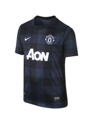 Manchester united short jersey 2013/14