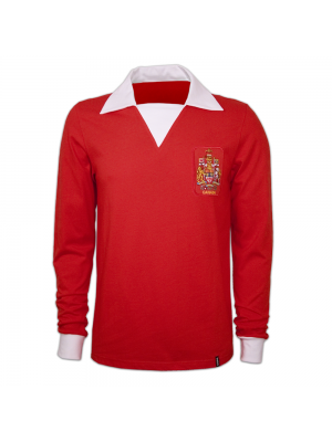 Copa Canada 1977 Long Sleeve Retro Shirt