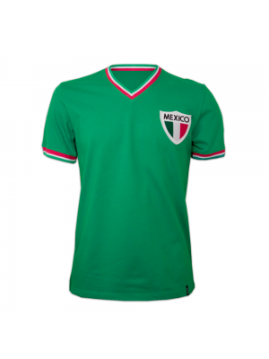 Copa Mexico Pelé 1980's Short Sleeve