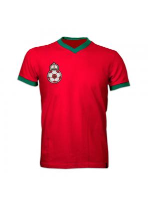Copa Morocco 1970 Short Sleeve Retro Shirt