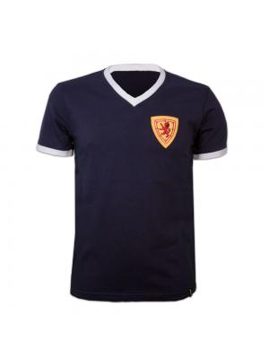 Scotland 1960's Short Sleeve Retro Shirt