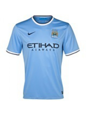 Manchester City home womens 2013/14