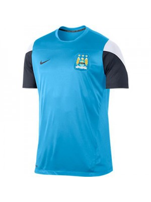 Manchester City training top 2013/14