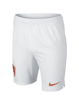 Holland home shorts World Cup 2014
