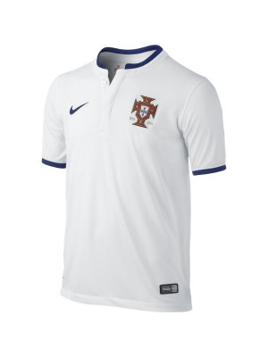 Portugal away replica shirt