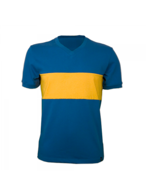 Copa Boca 1960's Short Sleeve Retro Shirt
