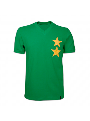 Copa Cameroon 1970's Short Sleeve Retro Shirt