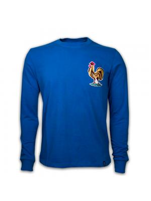 Copa France 1970's Long Sleeve Retro Shirt