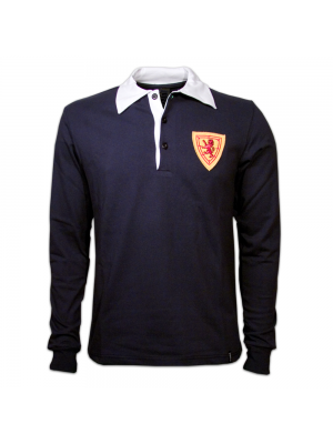 Copa Scotland 1950's Long Sleeve Retro Shirt