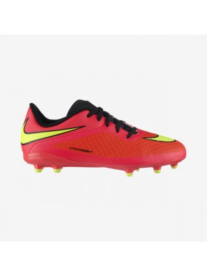 Hypervenom Phelon FG Neymar Soccer Cleats - Youth