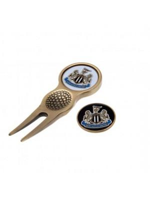 Newcastle United FC Divot Tool & Marker