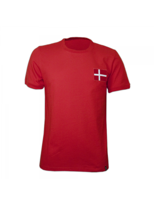 Copa Denmark 1970's Short Sleeve Retro Shirt