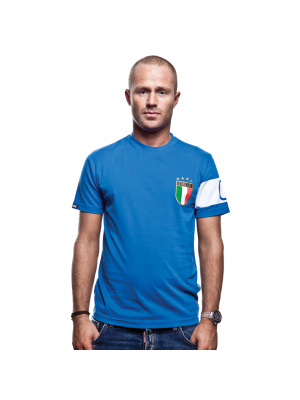 Copa Il Capitano T-Shirt // Blue