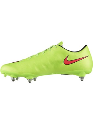 Mercurial Victory SG cleats Ronaldo – green